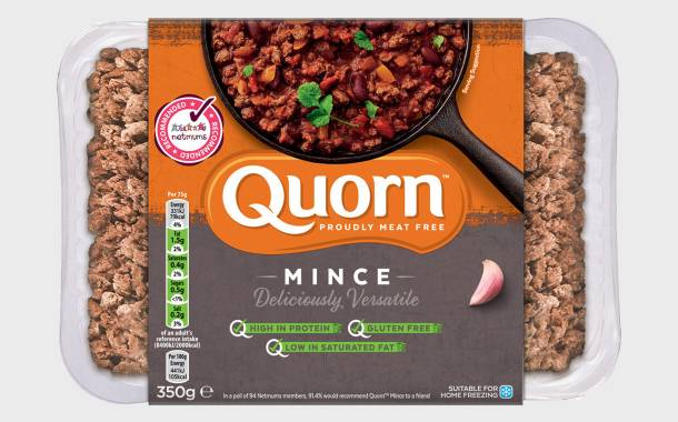 Quorn to stop utilising black plastic packaging by 2025