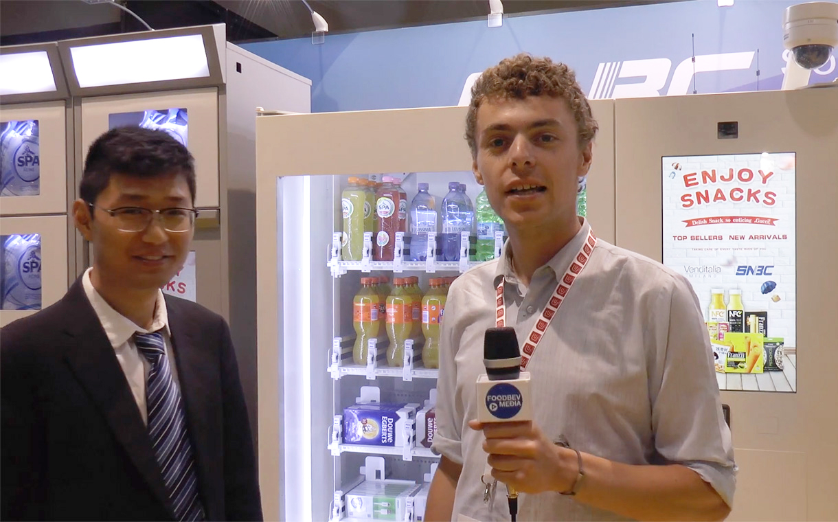 Interview: SNBC aims to bring a new vending concept to market