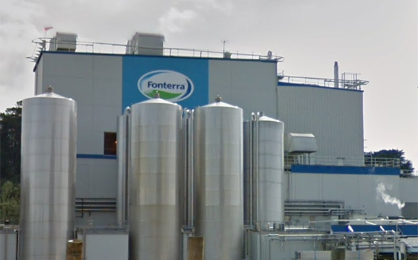 Fonterra boosts water efficiency at milk powder drying operation