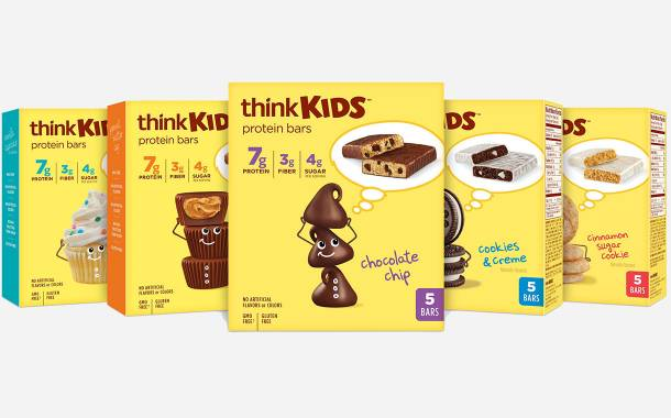 ThinkKids releases range of protein bars for children