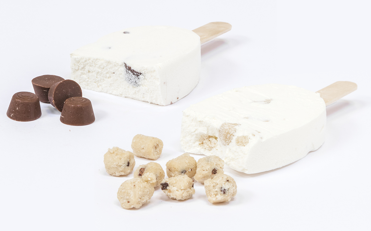 Re-inventing the wheel: Tetra Pak on ice cream with large inclusions