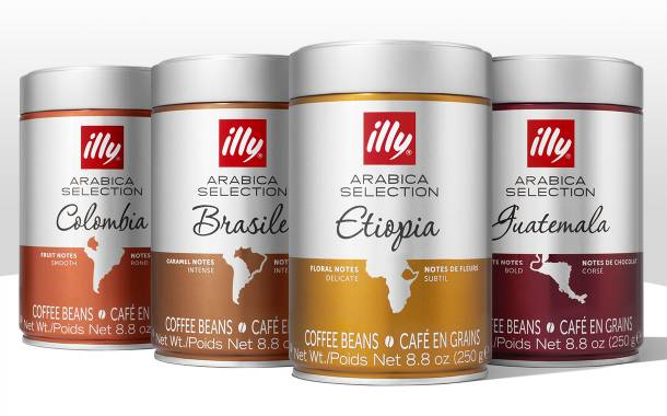 Illy unveils single-origin coffees that highlight specific taste notes
