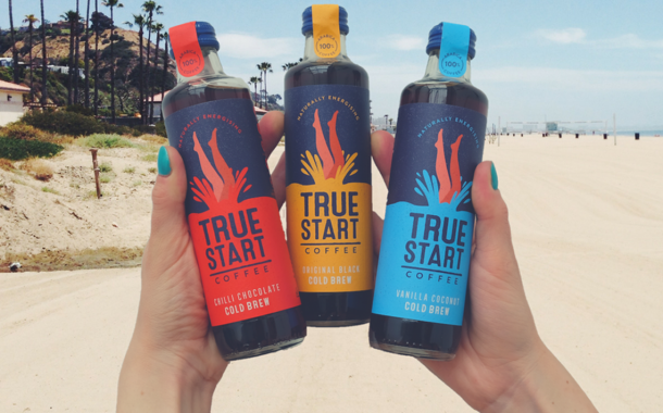 TrueStart unveils vibrant new range of cold brew coffees