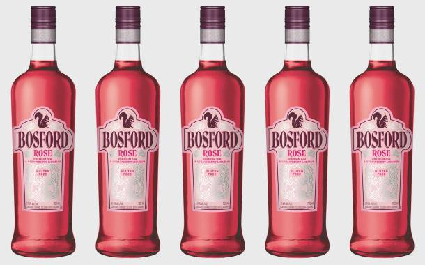 Bacardi launches Bosford Rose pink gin liqueur in the US