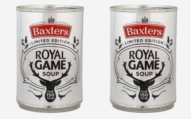 Baxters releases limited-edition can to mark 150th anniversary
