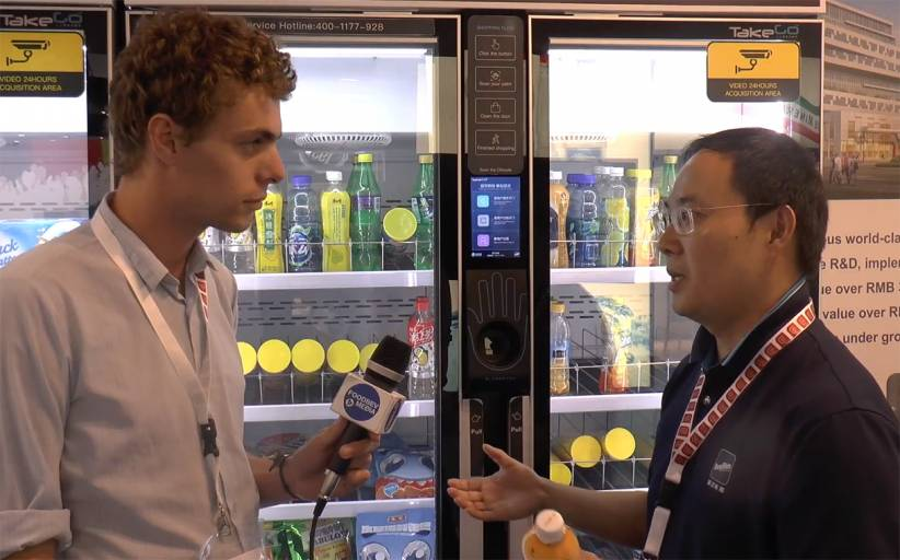 Interview: DeepBlue Technology uses computer vision for vending