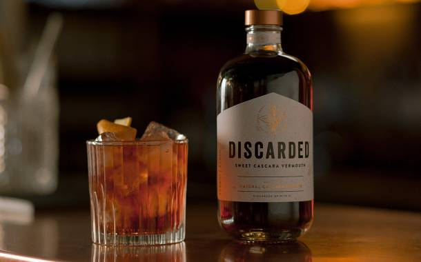 William Grant unveils Discarded vermouth infused with cascara