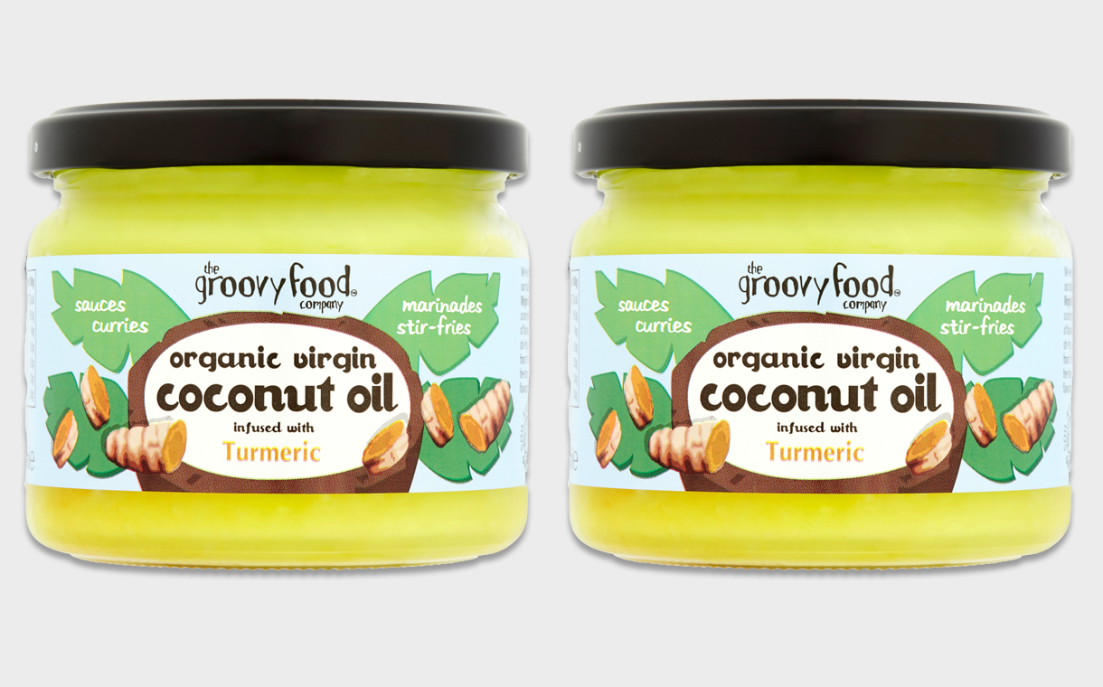 Groovy Food Company releases turmeric-infused coconut oil