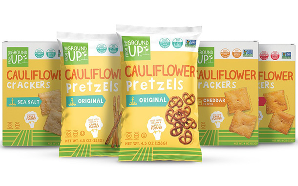 Halen Brands debuts range of vegan cauliflower-based snacks