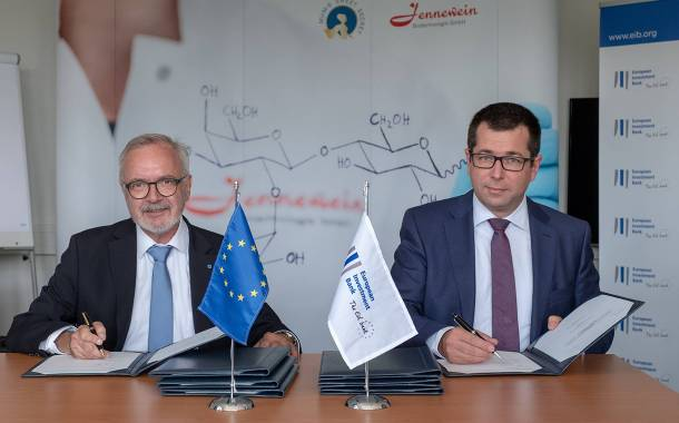 Jennewein receives 15m euros in funding from the European Union