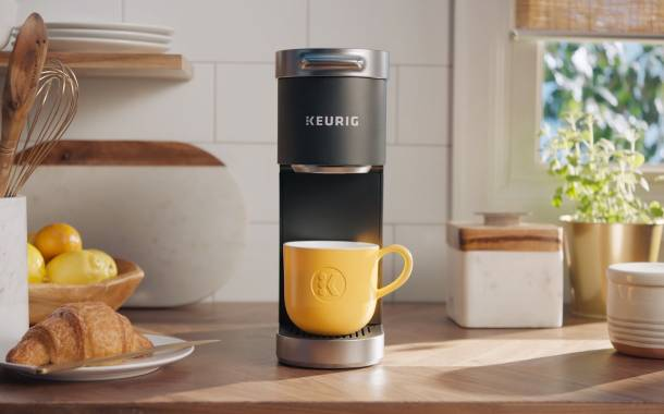 Keurig Dr Pepper releases two new compact coffee machines
