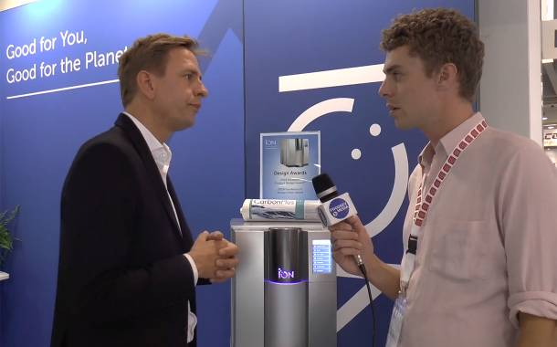Interview: Natural Choice unveils new point-of-use water cooler