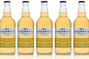 Sheppy's responds to demand for low-alcohol drinks with new cider
