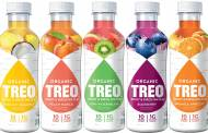 Birch water brand Treo adds new flavours and redesigns packaging