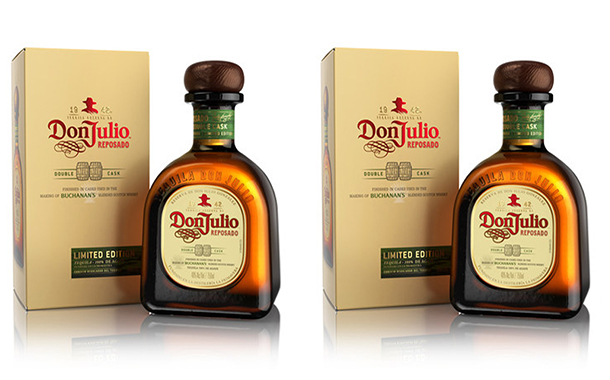 Don Julio unveils limited edition Reposado, Double Cask