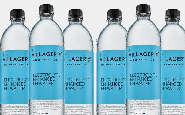 Villager Goods unveils alkaline water product for the US market