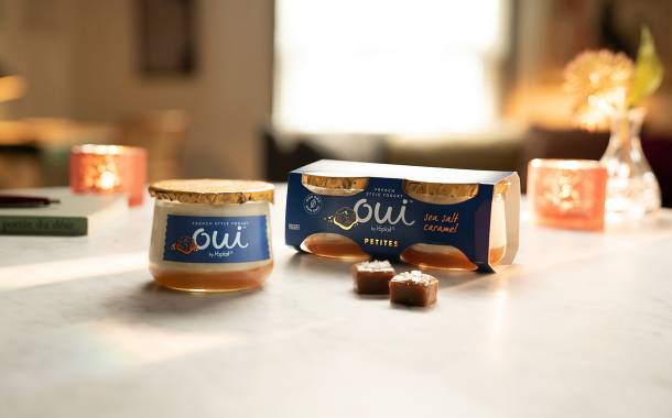Yoplait releases new Oui Petite yogurt range in the US