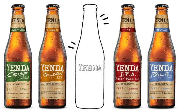 New mid-strength Yenda lager, Session, makes its debut