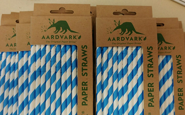 Hoffmaster acquires paper straw manufacturer Aardvark Straws