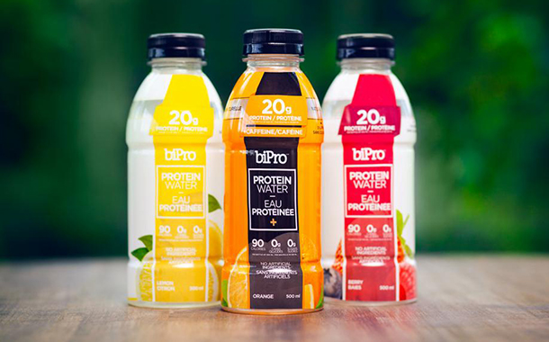 Agropur's biPro brand releases new protein water range