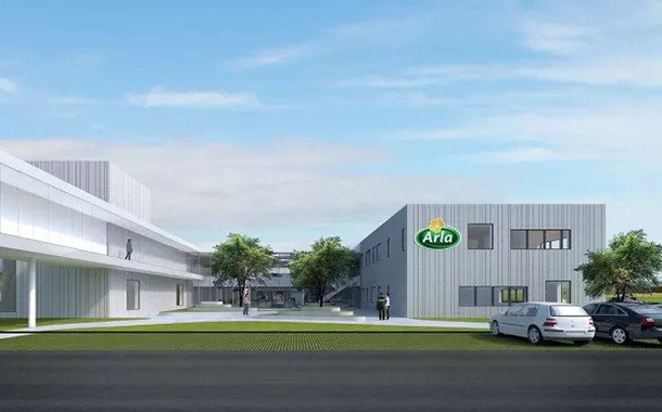 Arla Foods Ingredients breaks ground on new innovation centre