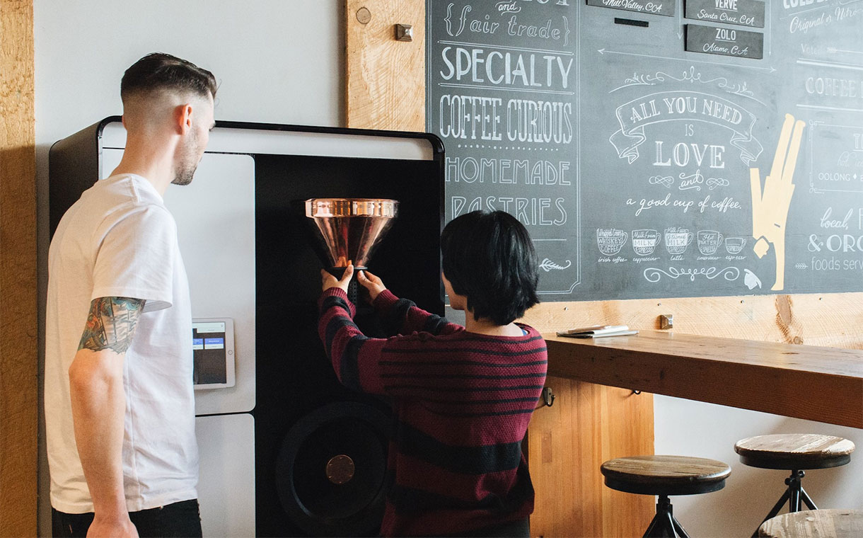 Coffee tech firm Bellwether Coffee raises $40m in funding