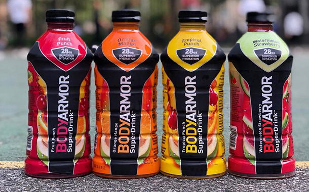 Coca-Cola buys minority stake in Bodyarmor sports drink brand