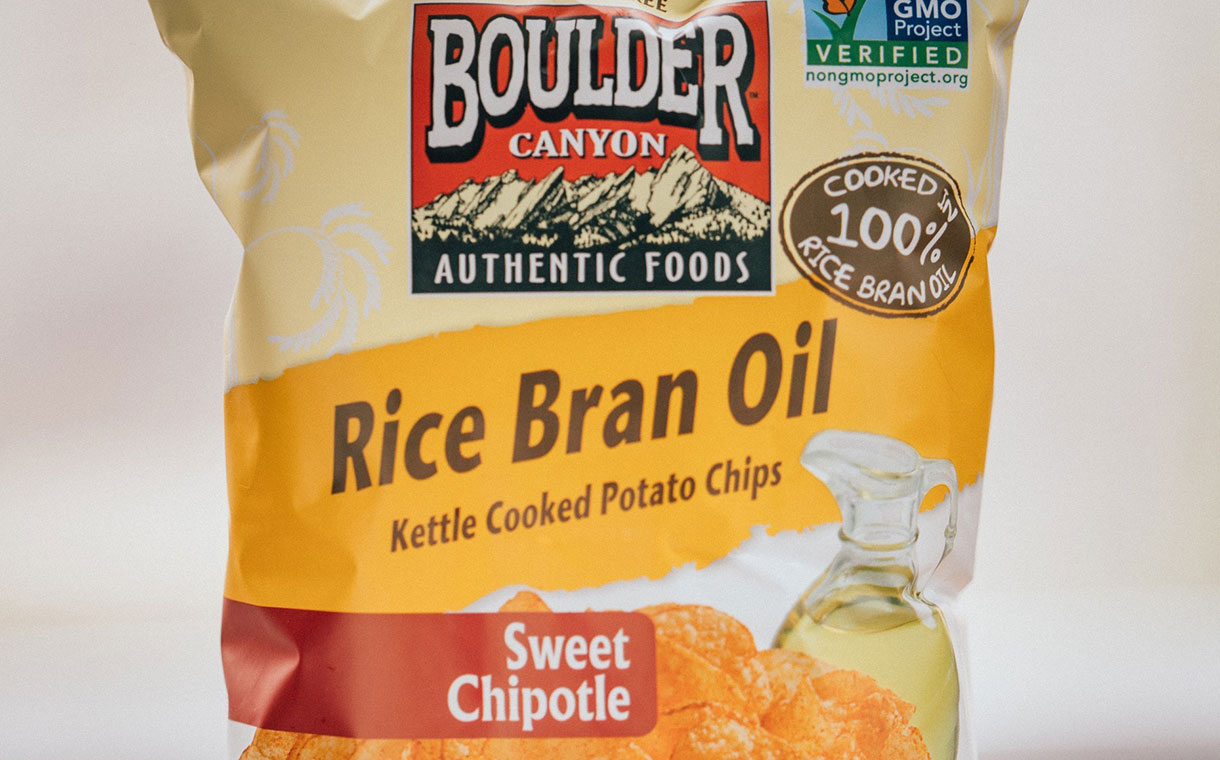 Boulder Canyon Authentic Foods reveals new kettle-cooked