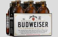Budweiser and Jim Beam team up to create Reserve Copper Lager