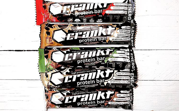 Freedom Foods acquires protein product brand Crankt for $2.5m