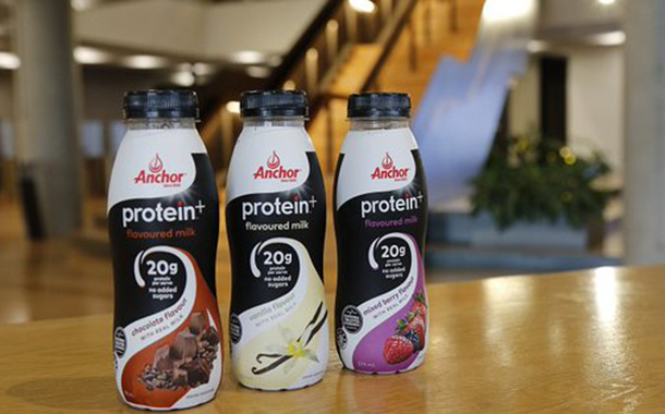 Anchor to release Protein+ milk drink in New Zealand