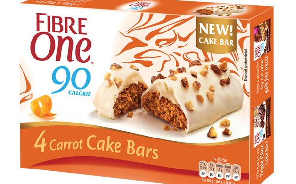 General Mills unveils new Fibre One and Nature Valley products