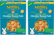 General Mills releases gluten-free Annie's cheddar crackers
