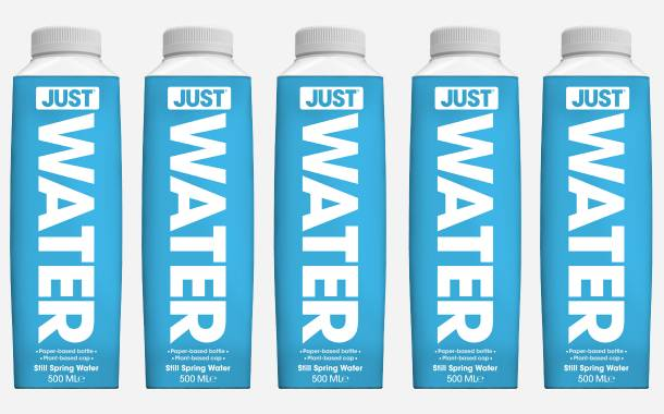 Red Star Brands introduces sustainable JUST Water to the UK