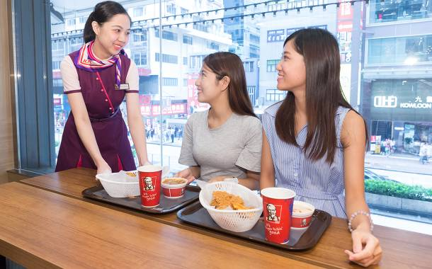KFC to stop issuing plastic straws in Hong Kong and Macau