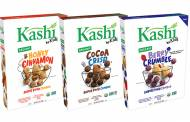 Kashi releases new organic cereal range made for children