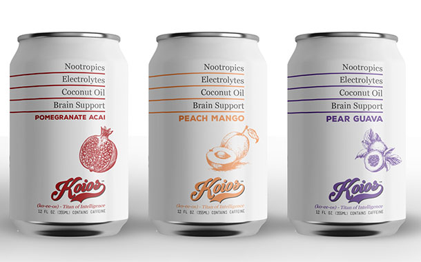Koios and Rocky Mountain Soda begin packaging collaboration