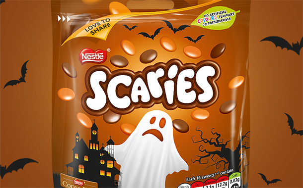 Nestlé to release 'scary' Smarties in the UK for Halloween