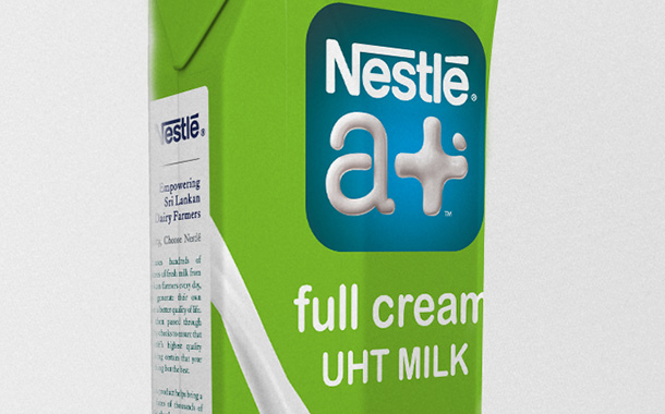 Nestlé responds to growing milk demand in Sri Lanka with A+