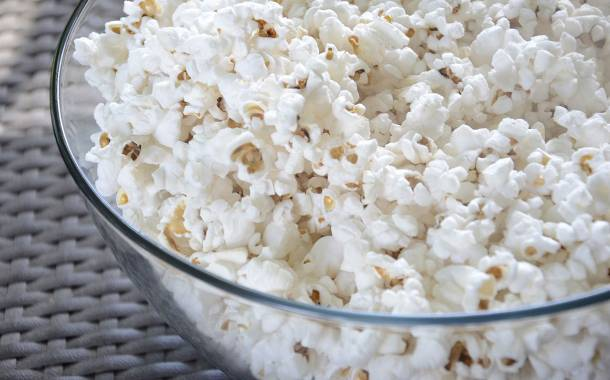Ready-to-eat popcorn sales in the US rise by 118% in five years