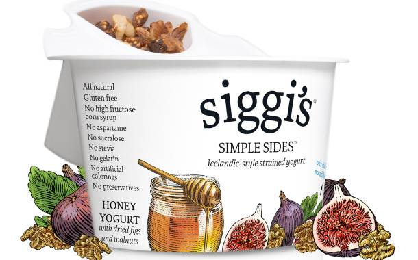 Siggi's introduces new mixing yogurts with dried fruit and nuts