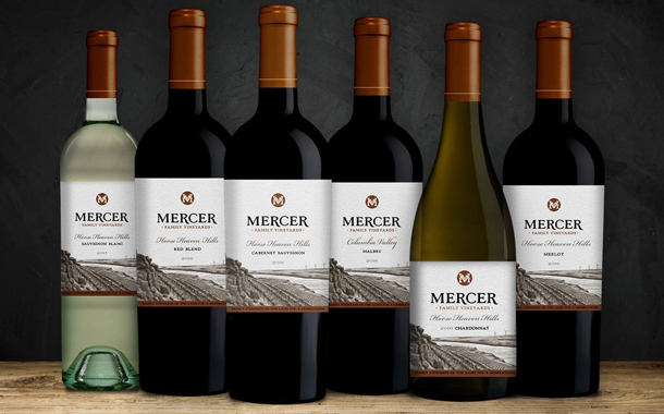 Delicato and Mercer announce new collaborative wine brand