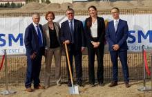 DSM breaks ground on premix production plant in Poland