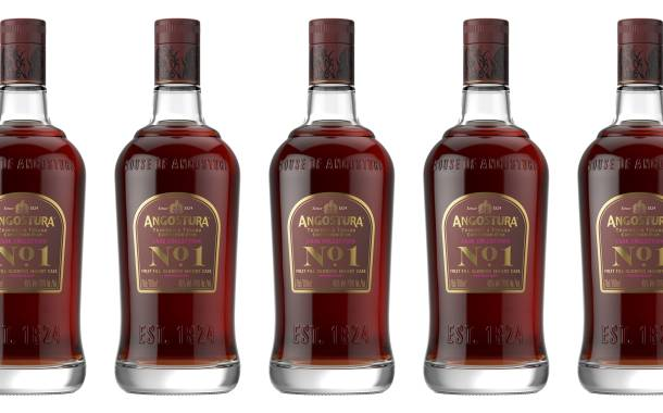 Angostura releases new limited edition sherry-matured rum