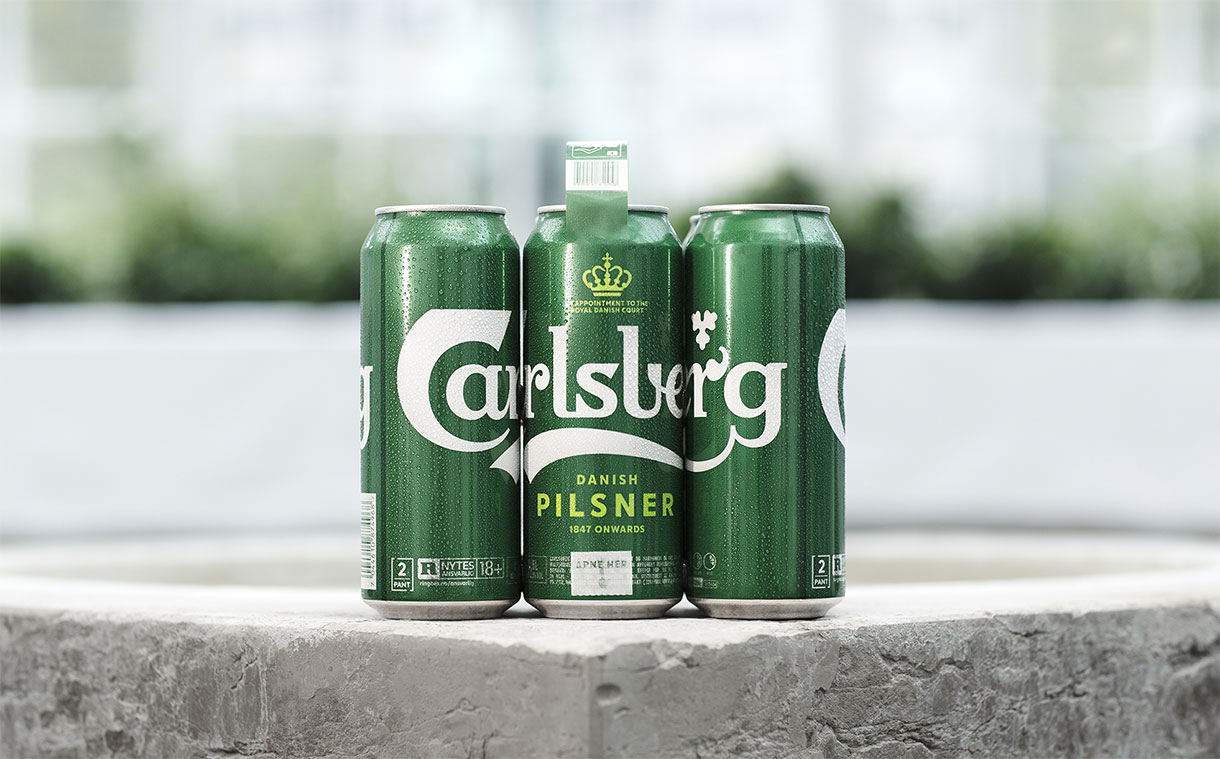 Carlsberg reports strong first half thanks to Asian markets