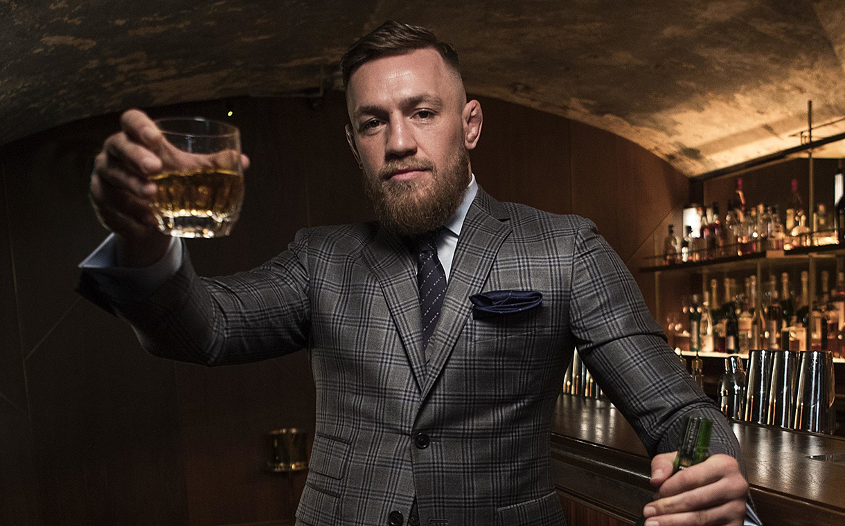 Conor McGregor set to introduce the Proper Twelve whiskey brand