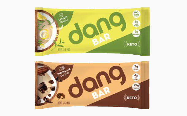 Dang Foods to launch new range of plant-based snack bars