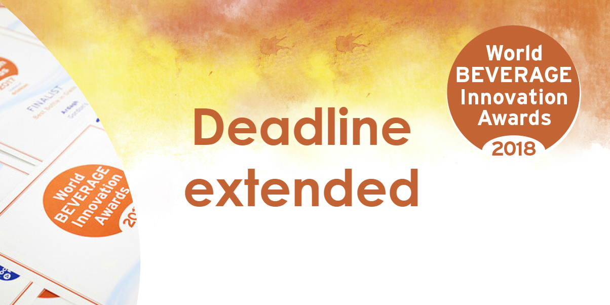 Deadline extended for entries to the World Beverage Awards