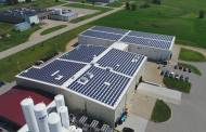 Emmi Roth installs solar panels at Wisconsin cheese-making site