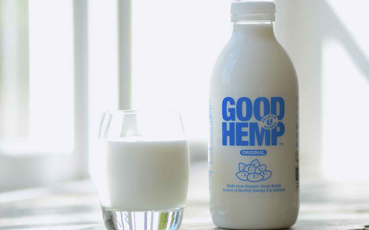 Good Hemp introduces dairy alternative chilled hemp milk
